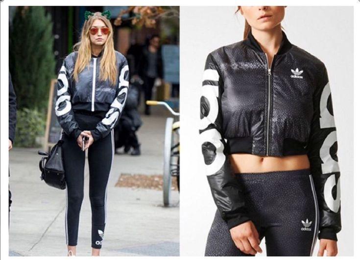 adidas Originals by Rita Ora Mystic Moon Crop TT Jacket Coat BNWT size only UK12