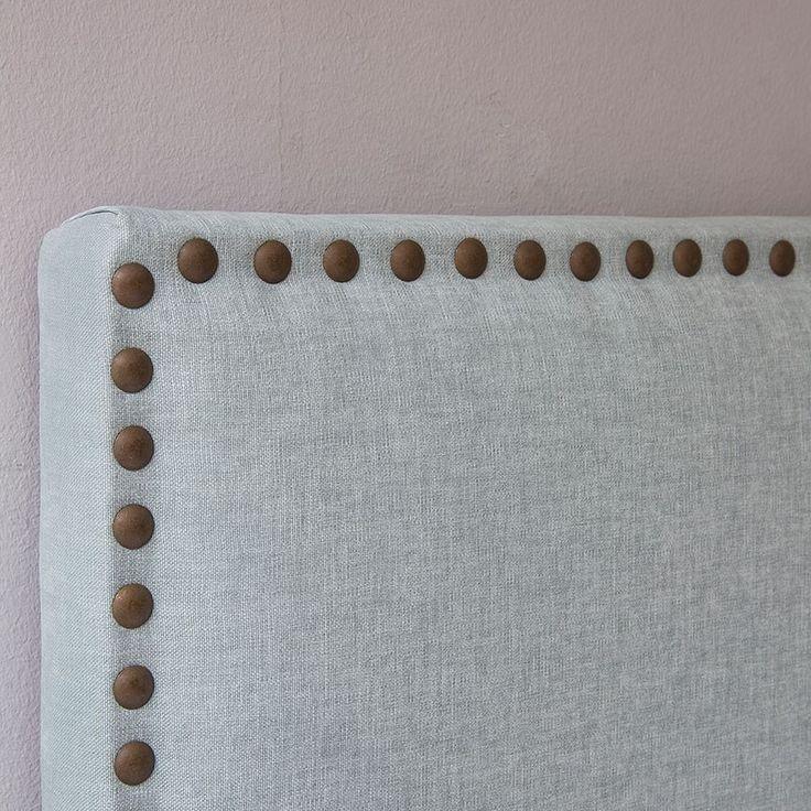 M s de 25 ideas incre bles sobre cabeceros tapizados en - Chinchetas para tapizar ...