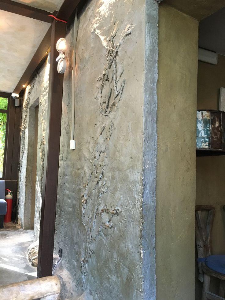 Gezien in Durbuy (met afbeeldingen) Verftechnieken muur