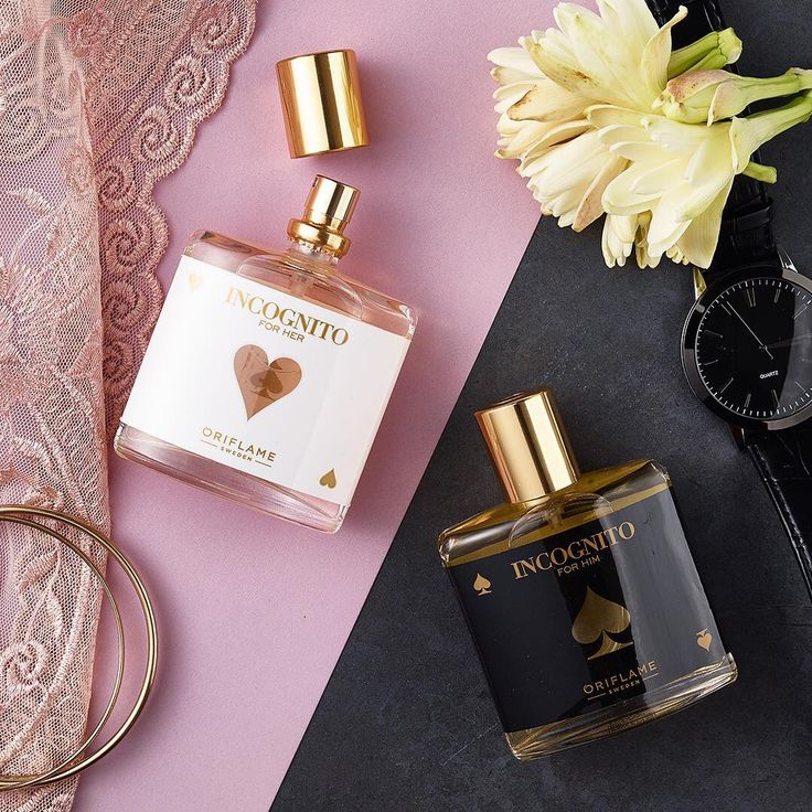 Matching perfume for Valentine's Day - yes or no? #Oriflame #Valentines #❤️