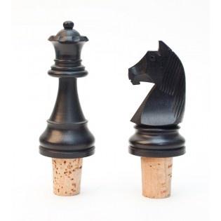 Satranç Şişe Mantarı İkili Set by Kikkerland