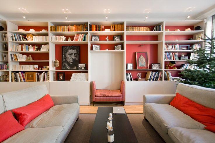 Achitecte intérieur - Realisation - Appartement 75018 - OUEST HOME