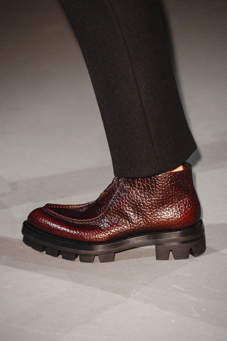 about the only nice thing that came out of Prada Fall 2013 show...