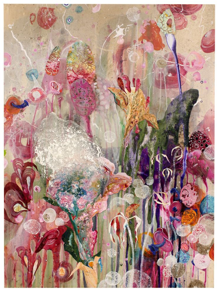 Folio of paintings by contemporary Australian artist :: GALLERY :: Amanda Krantz