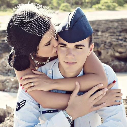 Airforce Couple