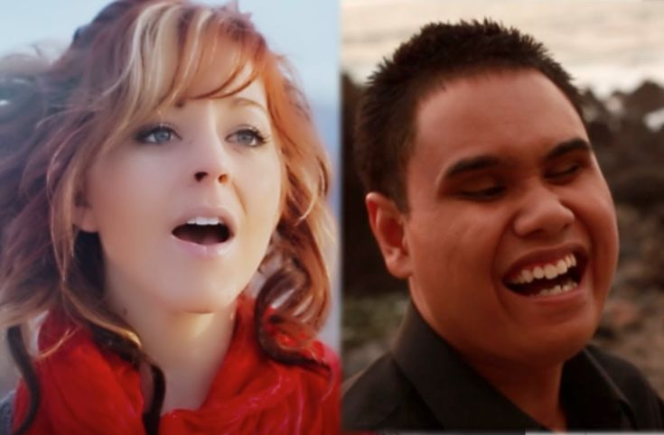 Oh Come, Emmanuel - Lindsey Stirling & Kuha'o Case  the thing I love most about this is the message it sends