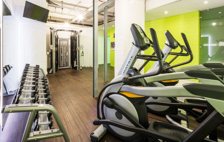 #Fitness at The New Yorker | HOTEL #healthy #fit #sport
