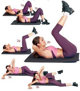 Os treinos com foco na região da barriga fortalecem e definem os músculos. Mas, para ter aquele tanq...