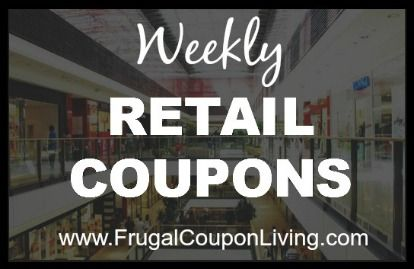 Weekend Restaurant and Retail Coupon Round-Up 8/7/15