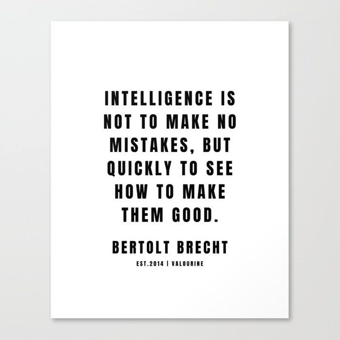 Author Of Life Of Galileo Famous Writer Literature Poet Poem Philosophy Framed Poster Print 201223 49 Bertolt Brecht Quotes