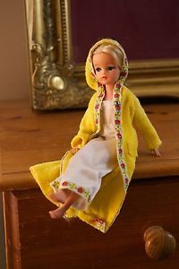 Sindy 1979 Winter Nights Nightdress Dressing Gown Doll NOT Included | eBay
