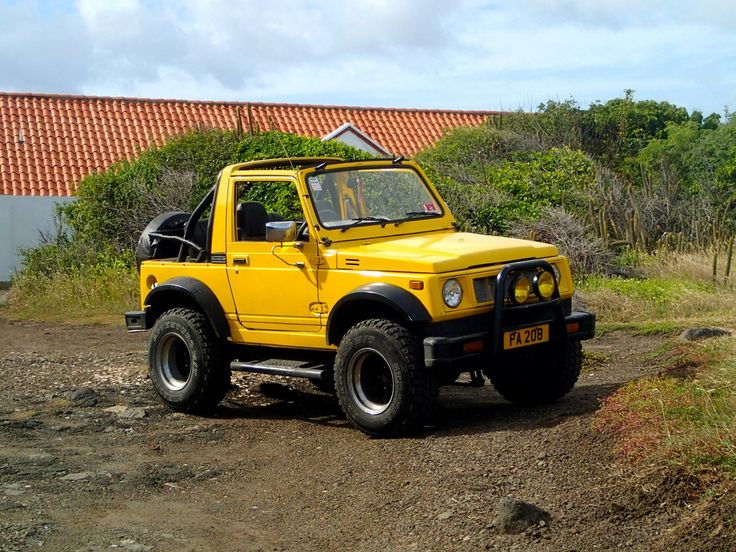 522 best coches images on Pinterest  Samurai Suzuki jimny and