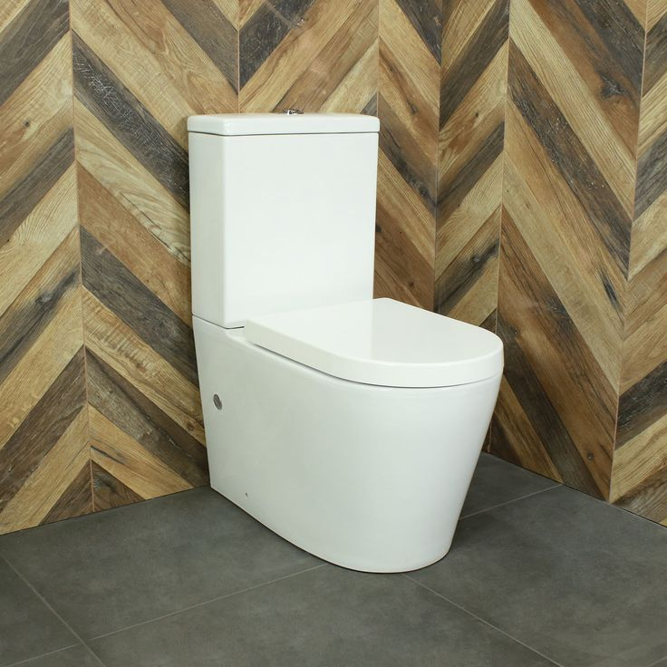 Lani Wall Faced Toilet Suite