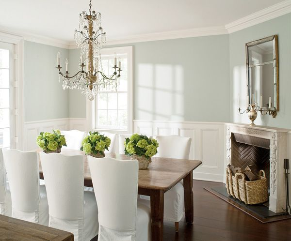 Living Room Design Updates | Stylish Patina BM Wickham Gray