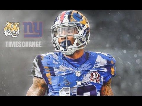Odell Beckham Jr . Ultimate Career Highlights