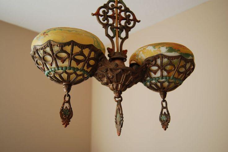 467 Best Lamps Images On Pinterest Chandeliers Antique