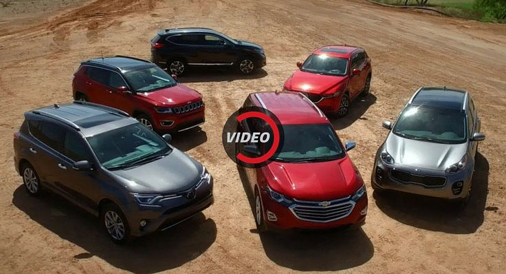Whats The Best 2017 Compact SUV?