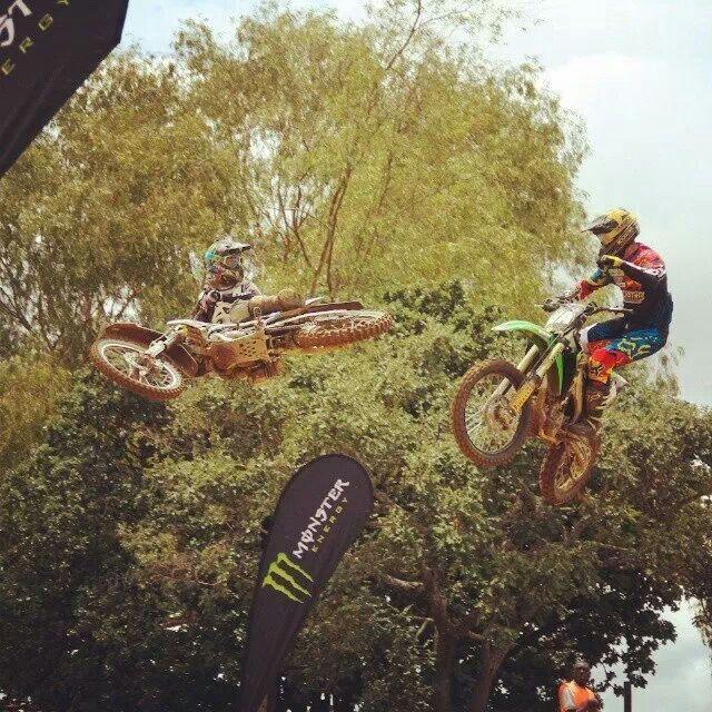 Motocross love...