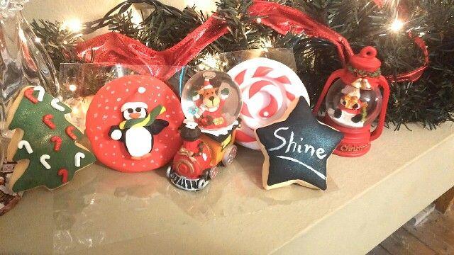 Christmas cookies by Konstantina Chalkia