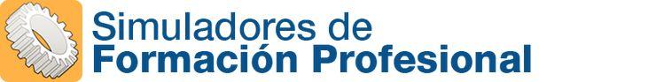 Simuladores de Formación Profesional, materiales del ITE.