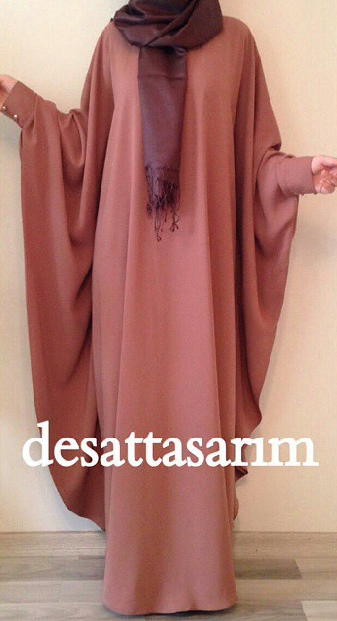 Desattasarım cloak dress
