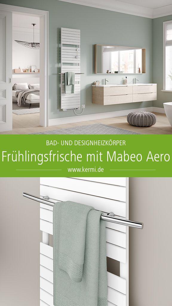 Fruhlingsfrische Mit Mabeo Aero Design Heizkorper Raumklima Zentralheizung
