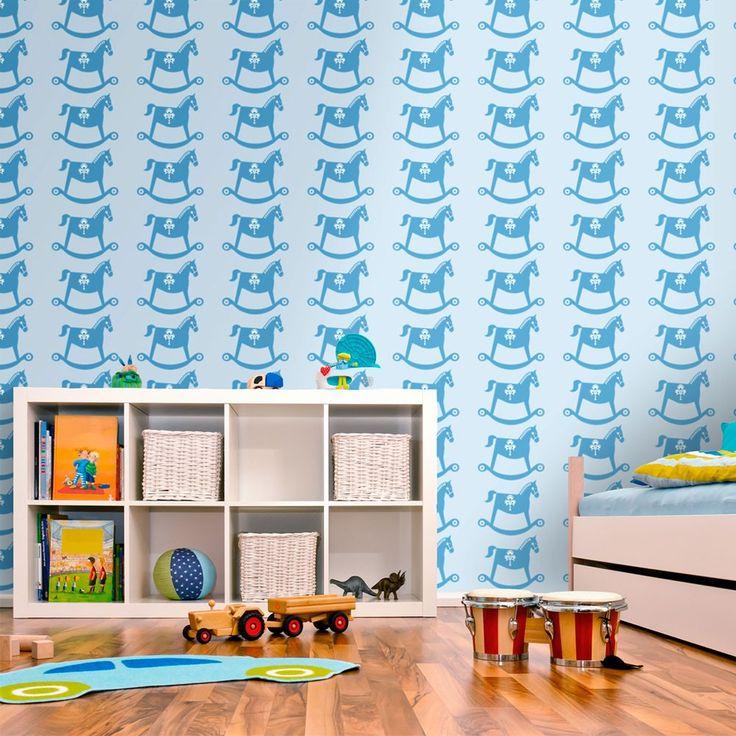 Idealna tapeta do pokoju dziecka