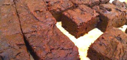 Sweet Potato Brownies (They're Gluten-Free!) - mindbodygreen.com use stevia instead of honey.