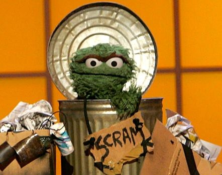 Oscar The Grouch Grumpy Cat additionally Sesame Street Facts n 5823568 moreover Story in addition Oscar The Grouch as well Oscar The Grouch Vs Inter  Sensation Grumpy Cat. on grouch off sesame street meme