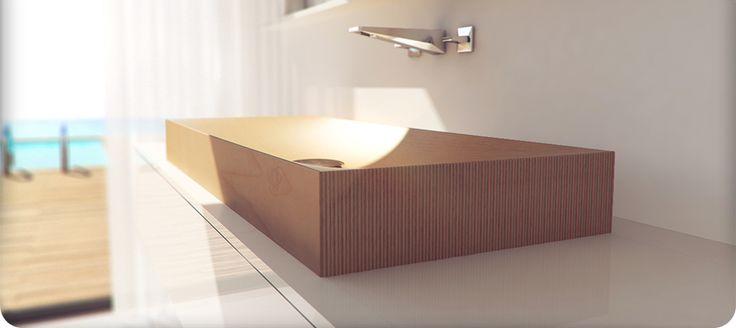 Inna | Koner - luxusné drevené vane, umývadlá, sprchové vaničky a doplnky