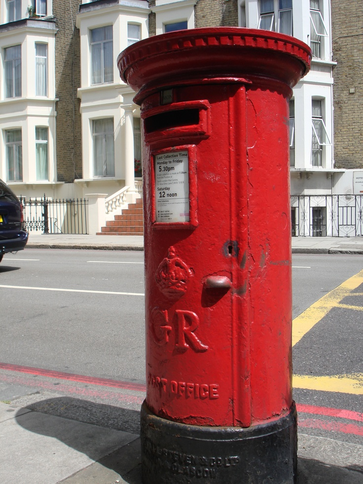 473 best Mailboxes images on Pinterest  Post box Letter