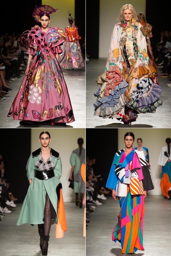 Westminster Graduate Fashion Show 2014