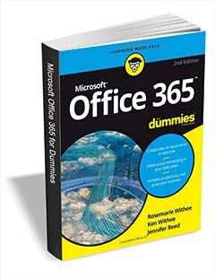 "#Free #eBook: ""Office 365 For Dummies, 2nd Edition ($13 Value) FREE For a Limited Time"" ..  Inside, you'll learn step by step how to use #email, take advantage of #SharePoint Online for collaboration, communicate with team members using #Skype for #Business, get work done with the latest version of #Office Online, and how to make a plan for effectively migrating your company to Office 365..  #Office365 #online #cloud #technology #meetings #IT #Work"