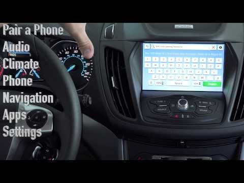 Ford's Sync 3 Hands On - Full Tutorial - YouTube