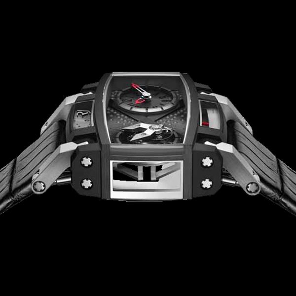 RJ-Romain Jerome Moon Orbiter Speed Metal RELAUNCHED - Travelling through space for the past year on many intergalactic missions, the RJ-Romain Jerome Moon Orbiter has finally returned to Earth. But not without a surprising new aesthetic ! (See more at En/Fr: http://watchmobile7.com/articles/rj-romain-jerome-moon-orbiter-speed-metal) #watches #montres #rjromainjerome @R J Romain Jerome