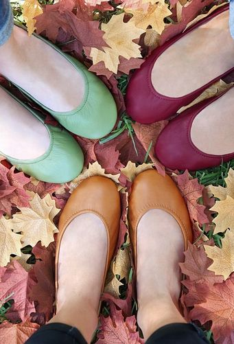 Fall flats #tieks #firstdayoffall