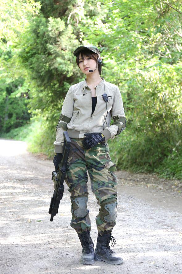 Woodland Japan // Militant Dire // Treasure Keep