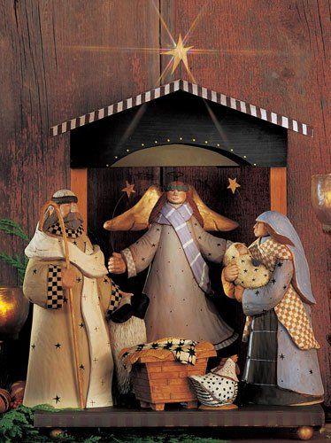 Williraye O'Holy Night Nativity Set -5 Piece Set Unknown http://www.amazon.com/dp/B001U5O9O2/ref=cm_sw_r_pi_dp_1.Hfub15PS7WZ