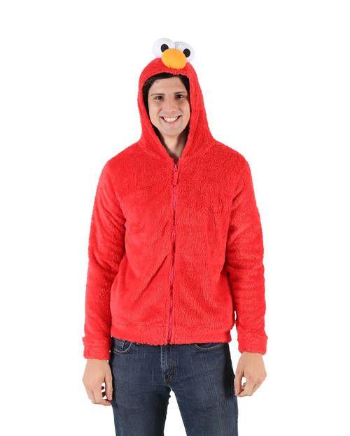 Sesame Street Elmo Character Hoodie