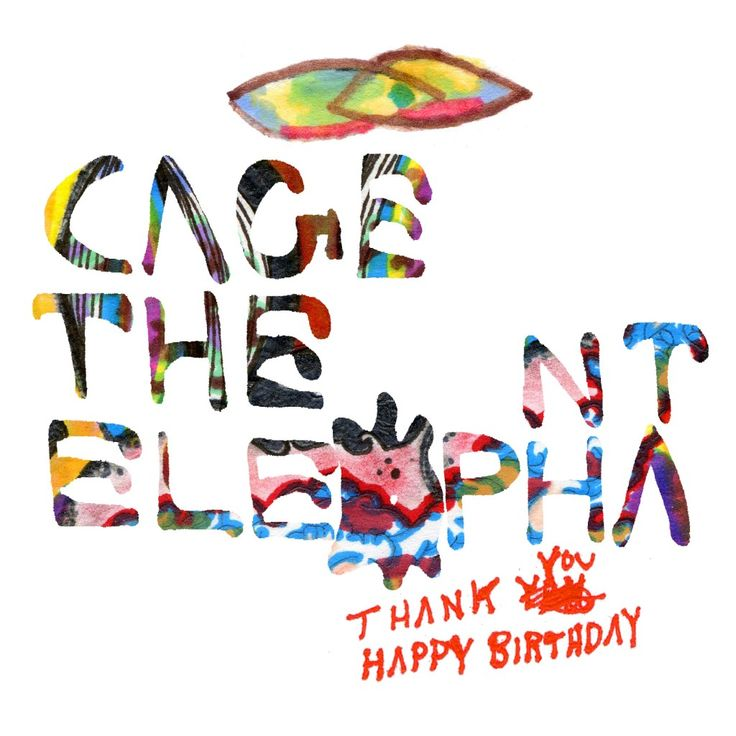 .: Music, Elephants, Happy Birthday, Birthdays, Album, Cage, Happybirthday