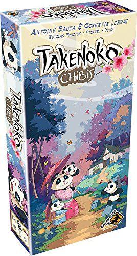 Takenoko Chibis Extension Juego De Mesa Boardgames Https