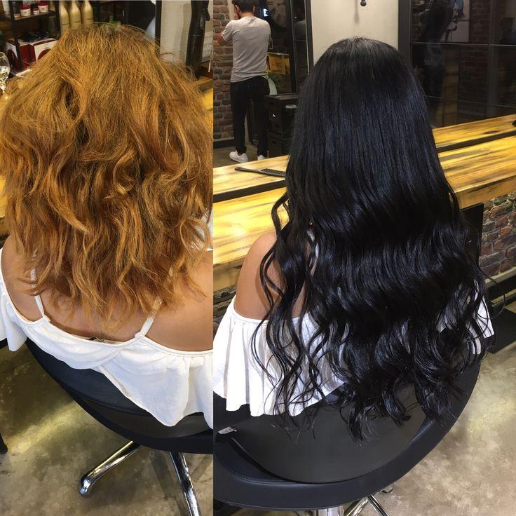Saçlarını uzatarak yeni ve harika bir tarz edinmek isteyenler buraya 💣💣😎😎📢📢 #mikrokaynak #mikrokeratinkaynak #keratinkaynak #izmir #kuaför #saç #degisim #newhair #efsanesaclar #renklendirme #hairvideo #hairvideos #hairvideotutorial #hairvideodiary #izmirdeeniyikuaför #izmirde #goztepe #hairtransformation #blackhair #bukombin #sac #tasarim #fashion #mdsactasarim @mdmetindemir