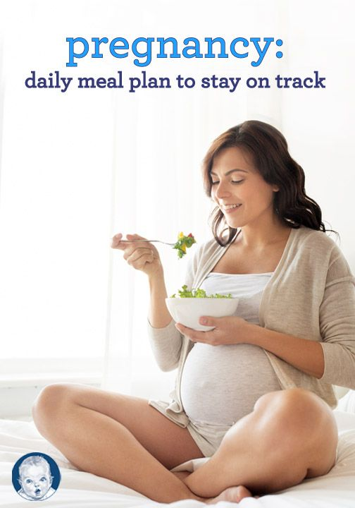 Eating for two doesn't mean eating twice as much food! By choosing a variety of food from all food groups, you can be assured of a well-balanced, nutritious prenatal diet. This healthy pregnancy meal plan will make sure you and your baby stay on track throughout your first nine months together.