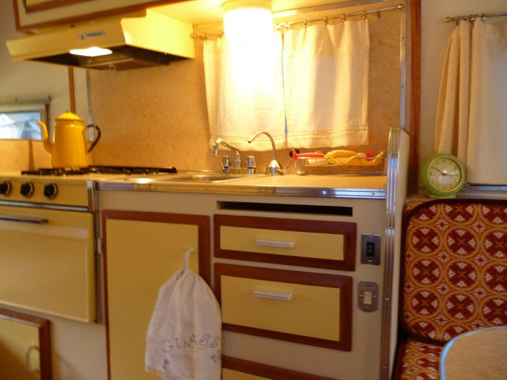 Our 1968 Kit Companion Travel Trailer Remodel
