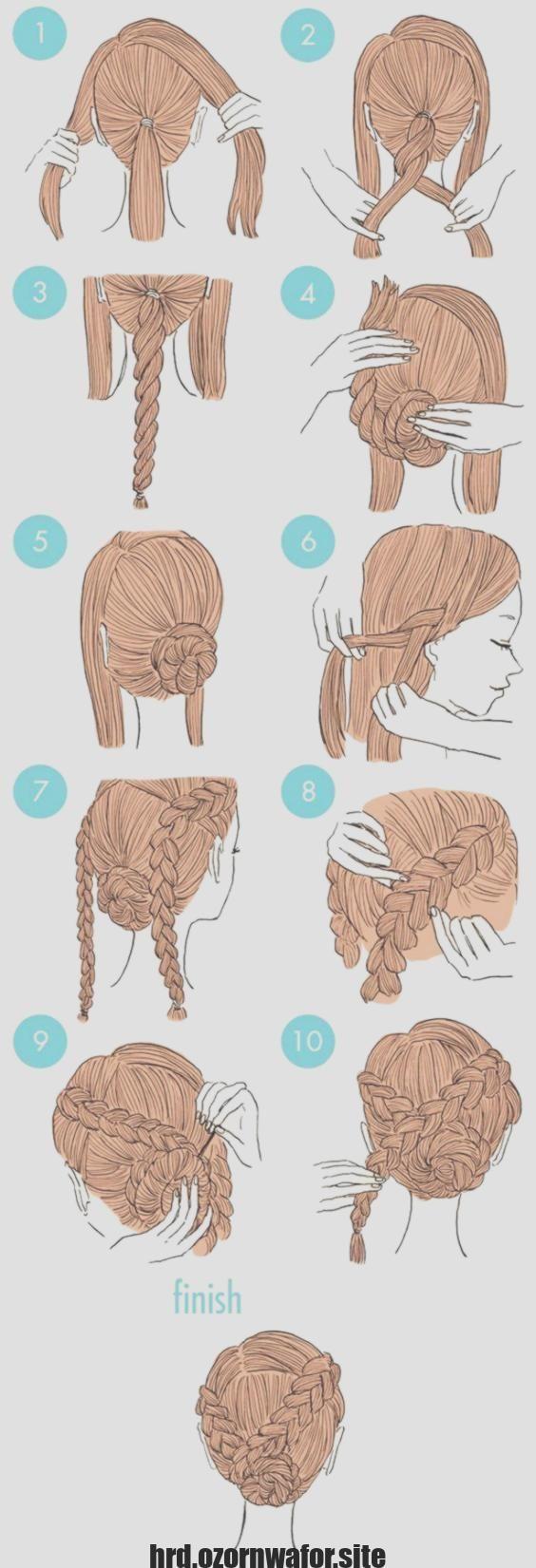 Neueste Schnappschüsse Zöpfe Einfache Frisuren Tipps Machen Sie sich bereit, denn es gibt einen brandneuen Look Ihrer Haarvorschläge aus dem Jahr 2020, der Ihren Weg zurückkehrt. ...
