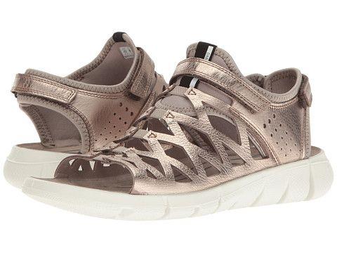 ECCO Sport Intrinsic Sandal 2. Ecco SandalsFlat SandalsAthletic ShoesMoon  RockSportsStyleFitness ...