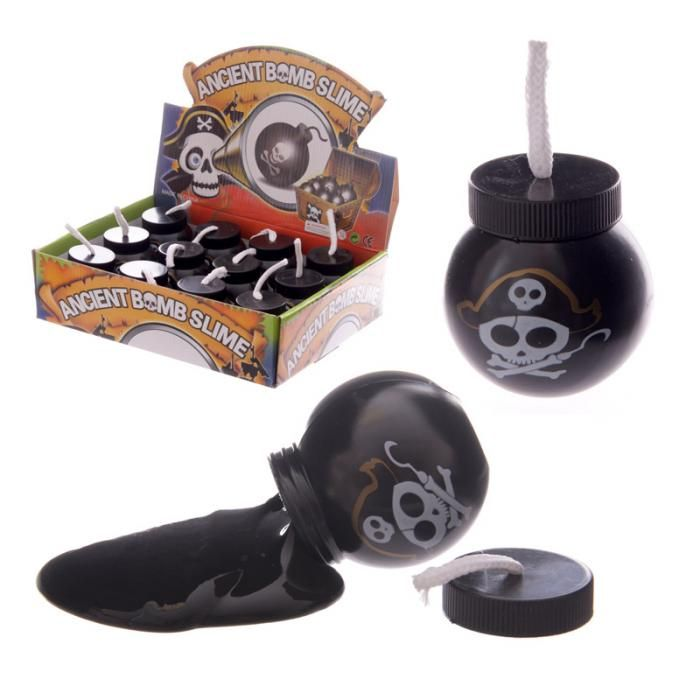 TY263 - Bomba dei Pirati con Gelatina   Puckator IT #partybag #kid #idee #compleanno