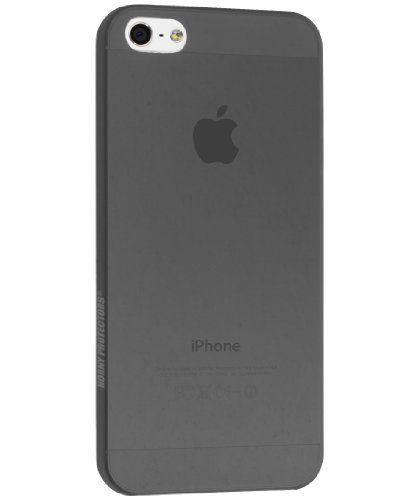 Horny Protectors iP50006 ULTRAslim - Carcasa para iPhone 5, color negro - http://www.tiendasmoviles.net/2016/03/horny-protectors-ip50006-ultraslim-carcasa-para-iphone-5-color-negro/