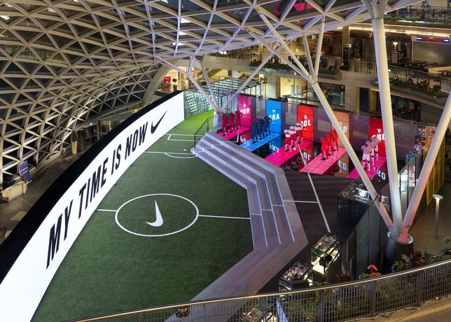 NIKE, Inc. - 'My Time is Now' Comes to Life at the Nike Football Stadium in Poland