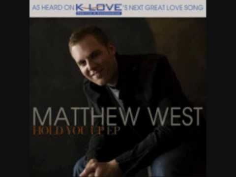Matthew West - Hold You Up  this song was our unity candle song! Still makes me cry ❤